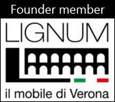 Arteferretto is a founder member of Lignum - Il mobile di Verona