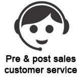 pre and post sales customer service