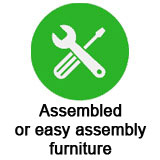 assembled furniture