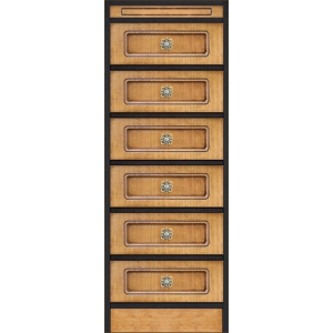 Arteferretto,wood composition, modular composition, living room cabinet, living room unit, wood bookcase