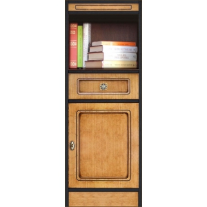 Arteferretto,wood composition, modular composition, living room cabinet, living room unit, wood cabinet