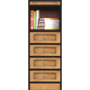 Arteferretto,wood composition, modular composition, living room cabinet, living room unit, wood cabinet, low cabinet with drawers