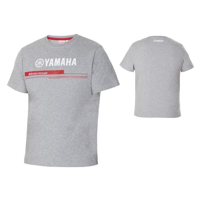 17 Mar Male Tee Logo TAGLIA S  - YAMAHA