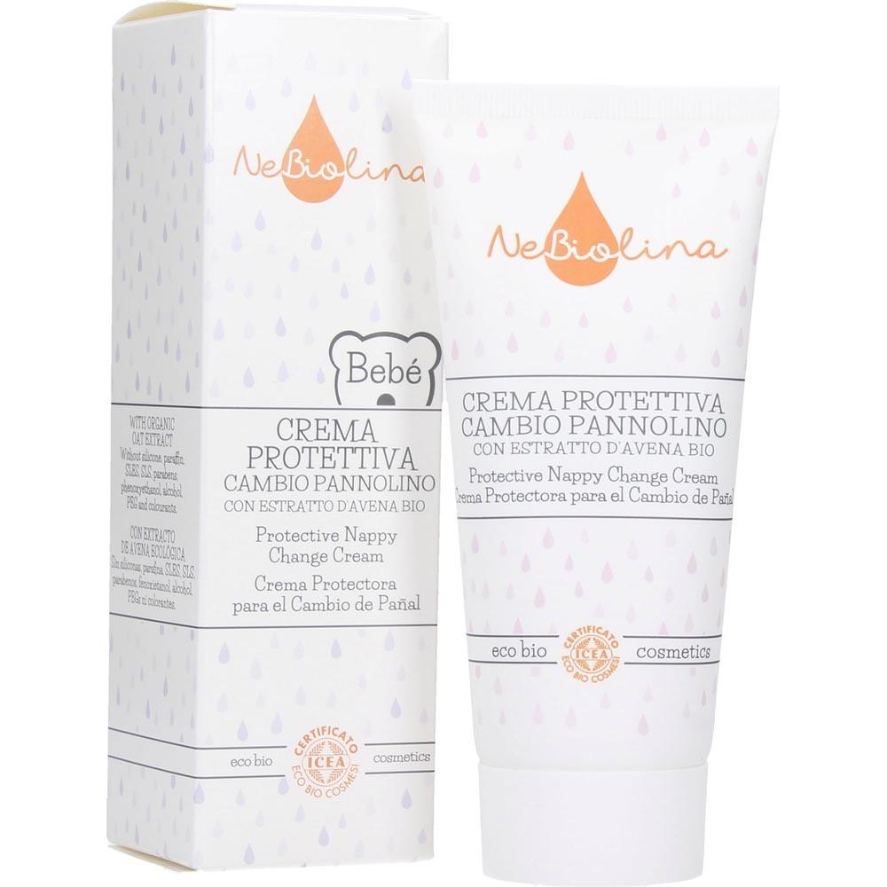 Crema protettiva cambio pannolino 100 ml