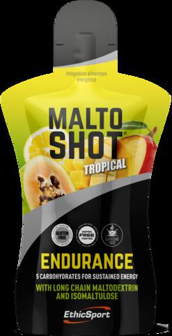 EthicSport Maltoshot Endurance Tropical - Box Da 15 Pz