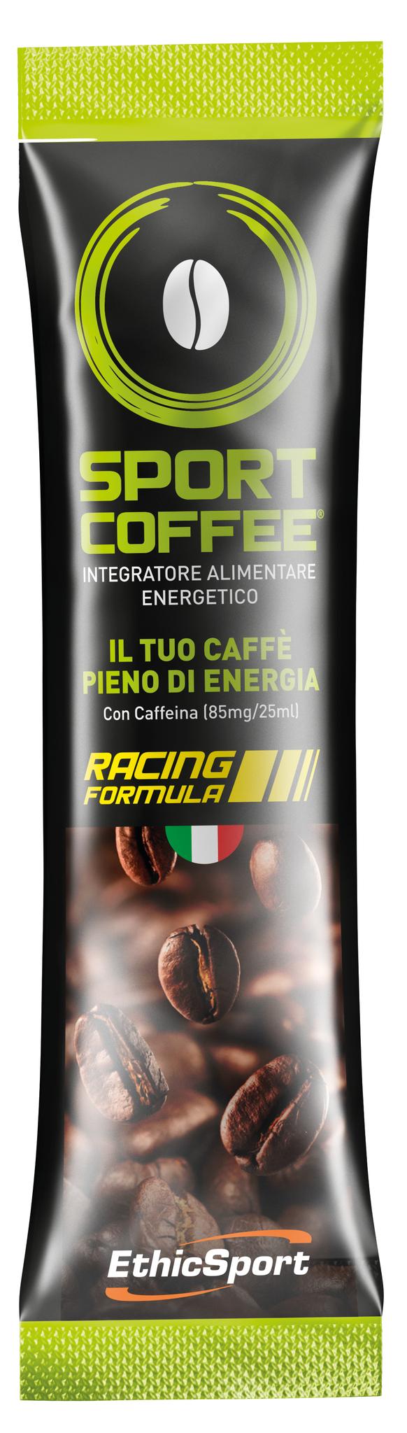 EthicSport Sport Coffee - Box Da 32 Stick Pack