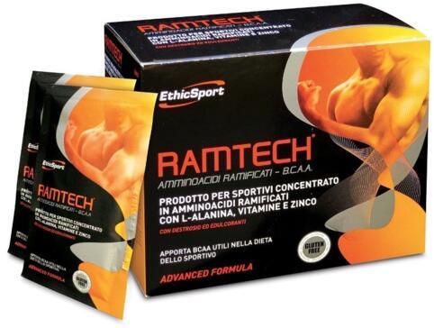 Ethic Sport Ramtech - Bcaa in Buste