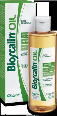 Bioscalin Shampoo Oil Fortificante Anticaduta 200ml