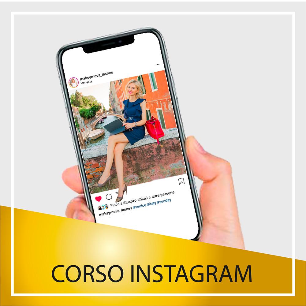Corso Online Instagram Per Lashmaker