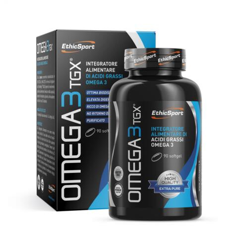 EthicSport Htp Omega 3tgx - 240 Softgel