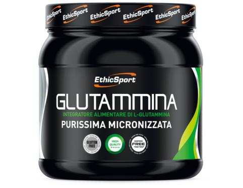 EthicSport Glutammina Barattolo Da 300 g