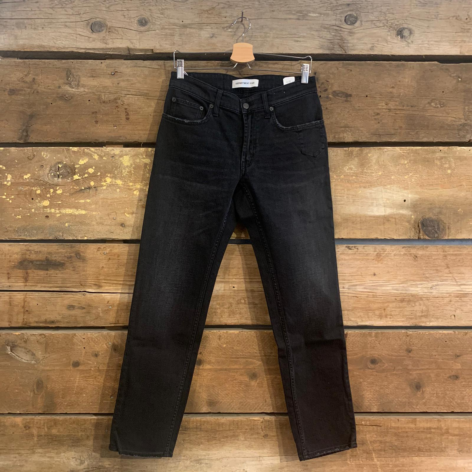 Jeans Uomo Department 5 Corkey Nero