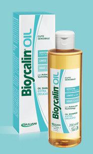 Bioscalin Oil Shampoo Extra Delicato per Cute Sensibile. 200 ml