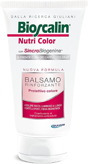 BIOSCALIN NUTRI COLOR BALSAMO RINFORZANTE PROTETTIVO COLORE 150 ML