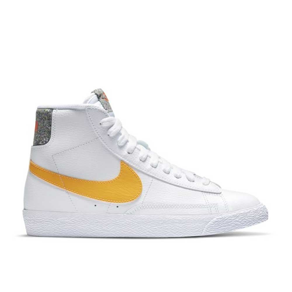 Nike Blazer Mid Orange Unisex