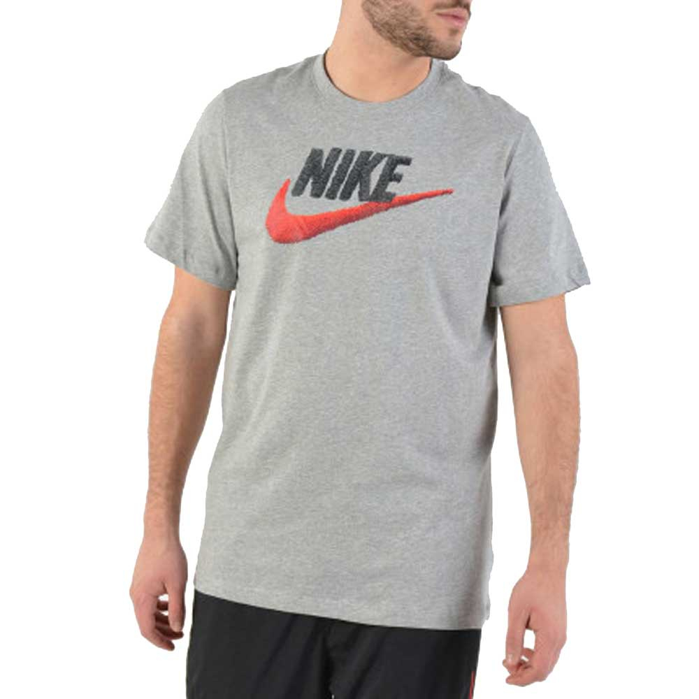 Nike T Shirt Logo da Uomo