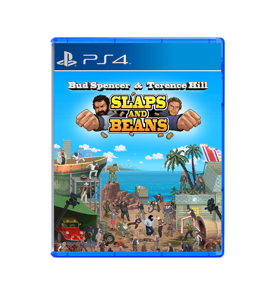 Playstation 4: Bud Spencer e Terence Hill: Slaps and Beans