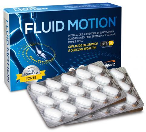 EthicSport FLUID MOTION - 30 compresse da 1400 mg