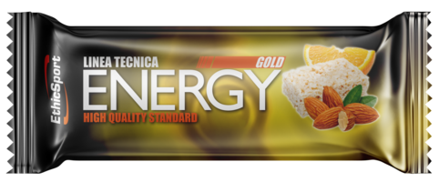 EthicSport ENERGY GOLD - 30 barrette da 35g