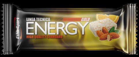 EthicSport ENERGY GOLD - 30 barrette da 35g