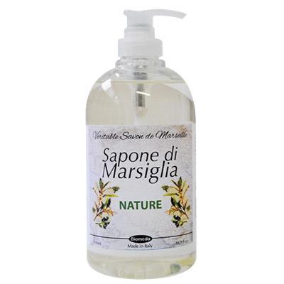 Biomeda Sapone di Marsiglia Nature 500ml