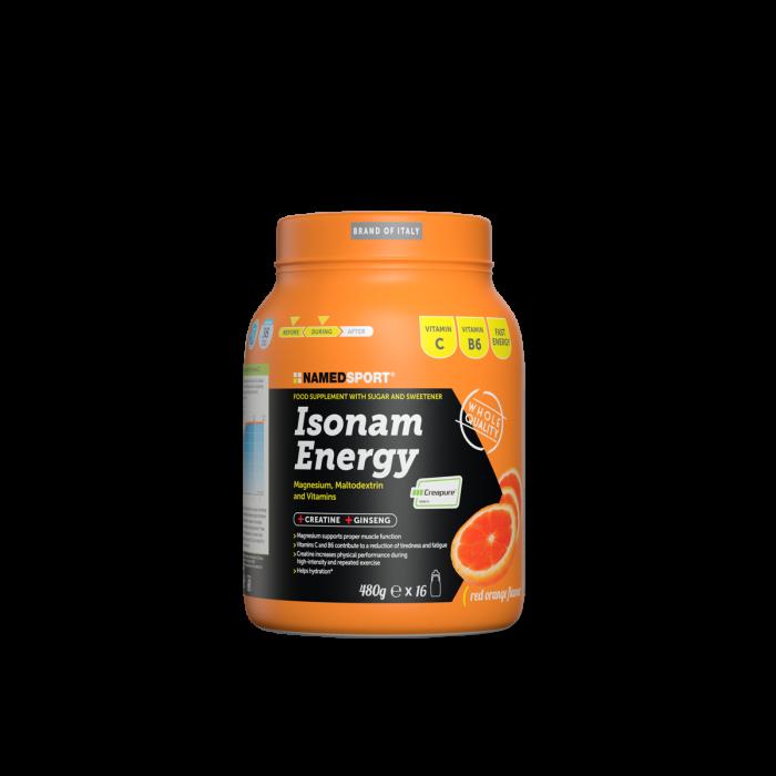 NAMEDSPORT ISONAM ENERGY ORANGE - 480G