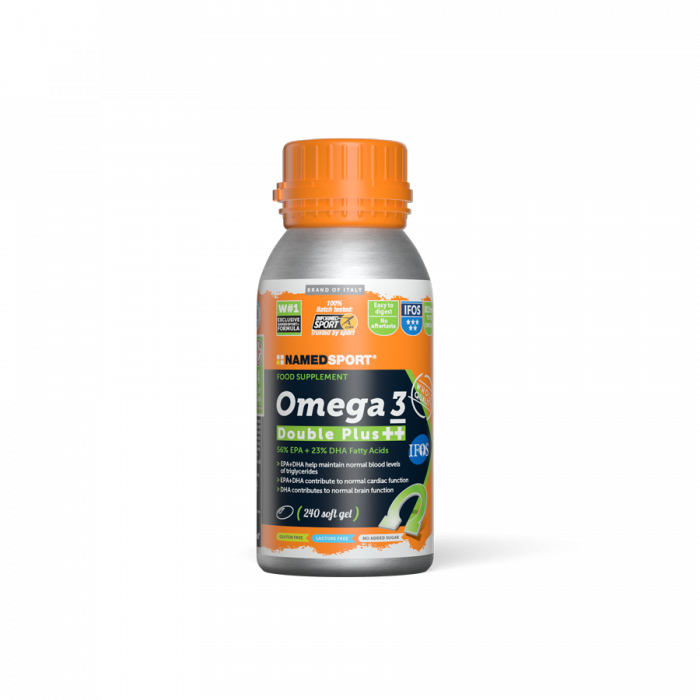 NAMEDSPORT OMEGA 3 DOUBLE PLUS - 240 SOFTGEL
