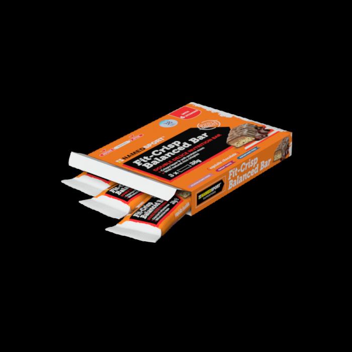 NAMEDSPORT FIT-CRISP BALANCED BAR EXQUISITE CHOCOLATE - MULTIPACK 3 PZ