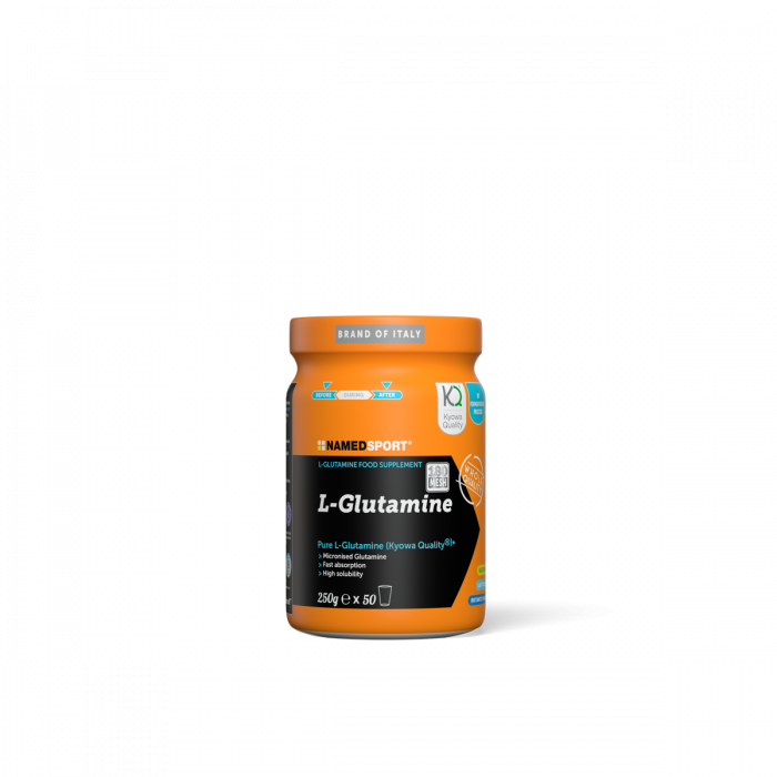 NAMEDSPORT L-GLUTAMINE - 250G