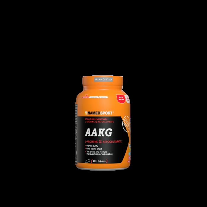 NAMEDSPORT AAKG - 120 CPR