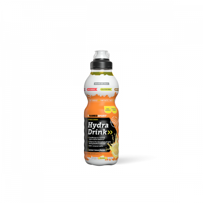 NAMEDSPORT HYDRA DRINK SUMMER LEMON - 500ML