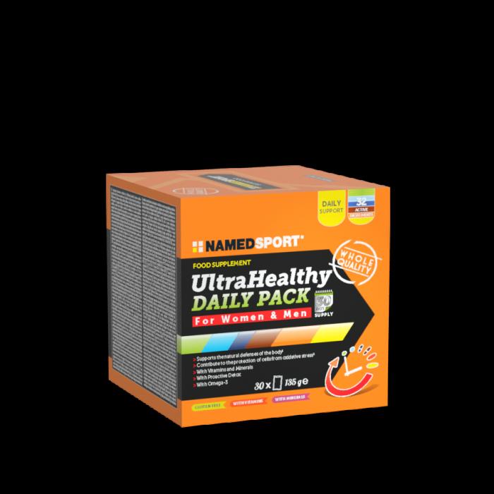 NAMEDSPORT ULTRA HEALTHY DAILY PACK - 30 BUSTE