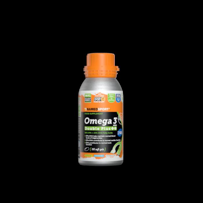 NAMEDSPORT OMEGA 3 DOUBLE PLUS - 110 SOFTGEL