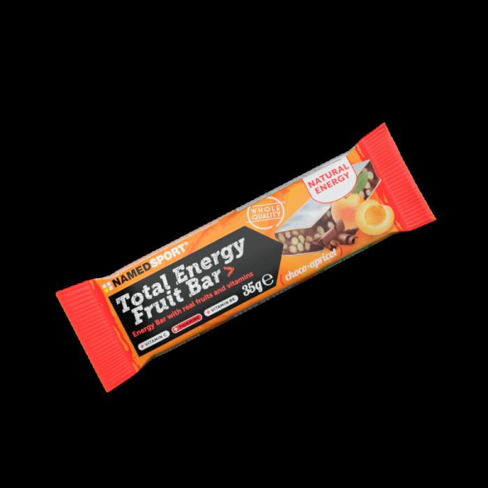 NAMEDSPORT TOTAL ENERGY FRUIT BAR> CHOCO-APRICOT - 35G