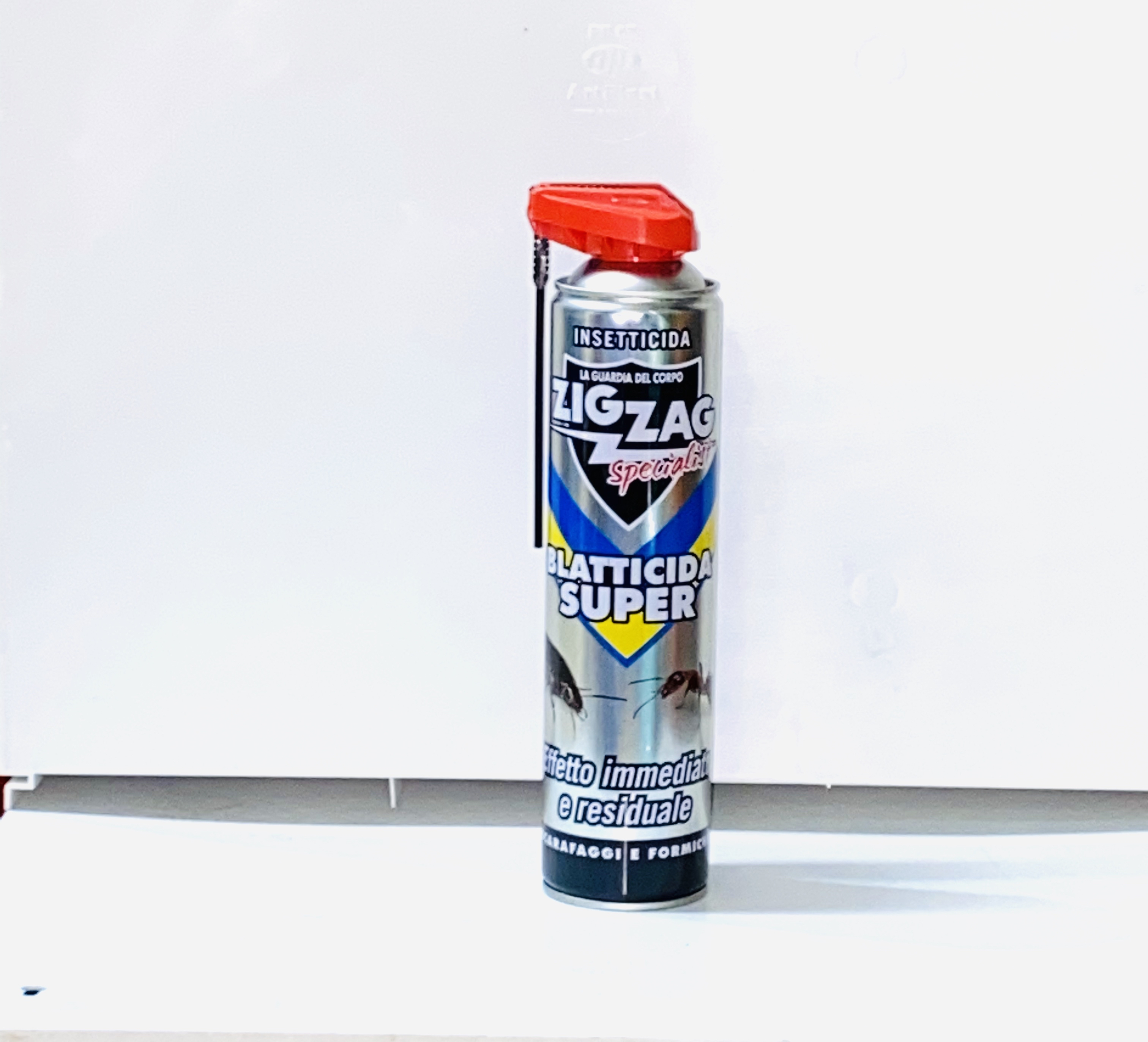BLATTICIDA SUPER ZIG-ZAG 600 ml.