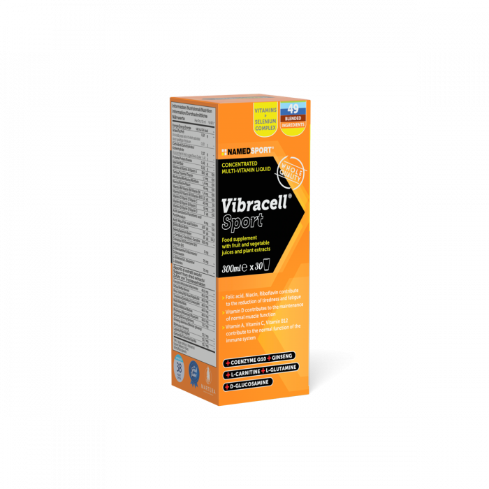NAMEDSPORT VIBRACELL® SPORT - 300ML