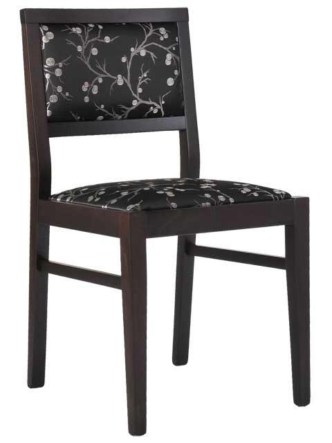 Chaise de cuisine en hêtre Lisa