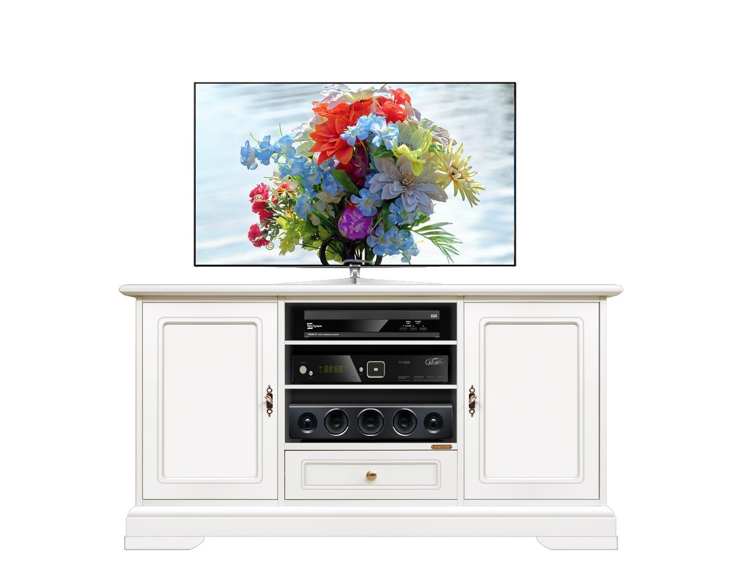 Meuble Tv Classique largeur cm 130
