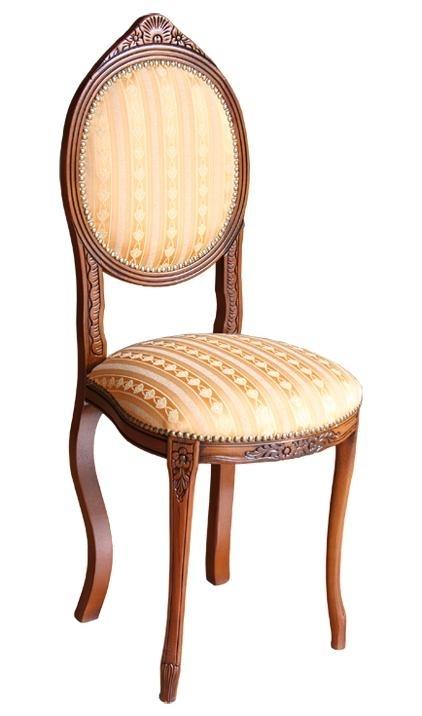 Petite chaise classique Ovalina