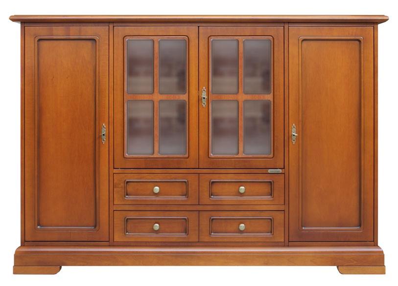 Sideboard Klassiker 4 Türen
