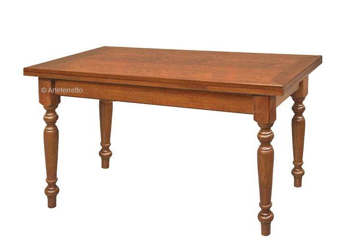 Tisch ausziehbar 180-280 cm im klassischen Stil