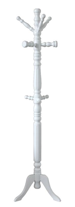 Stehgarderobe aus Holz H173cm