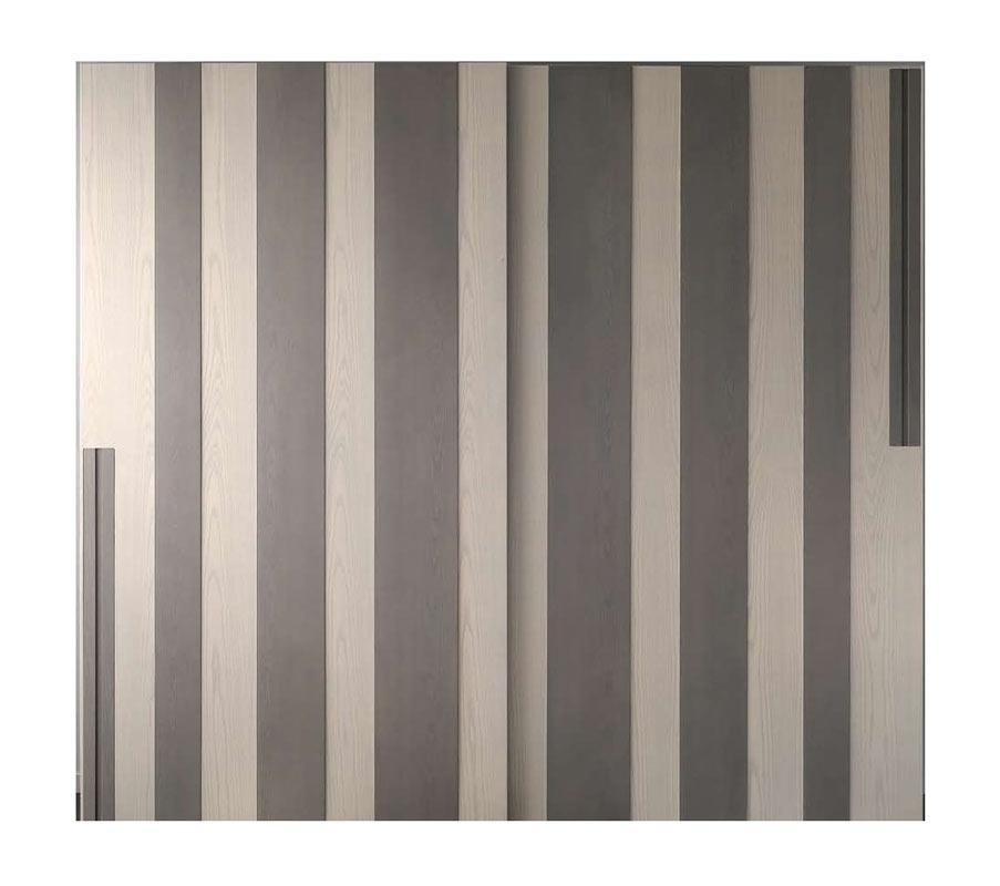 Armoire 2 portes coulissantes - Collection Gioia