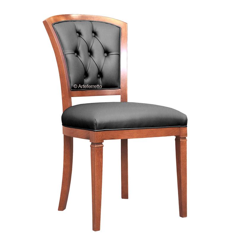 Stuhl mit Knöpfen Normaplus