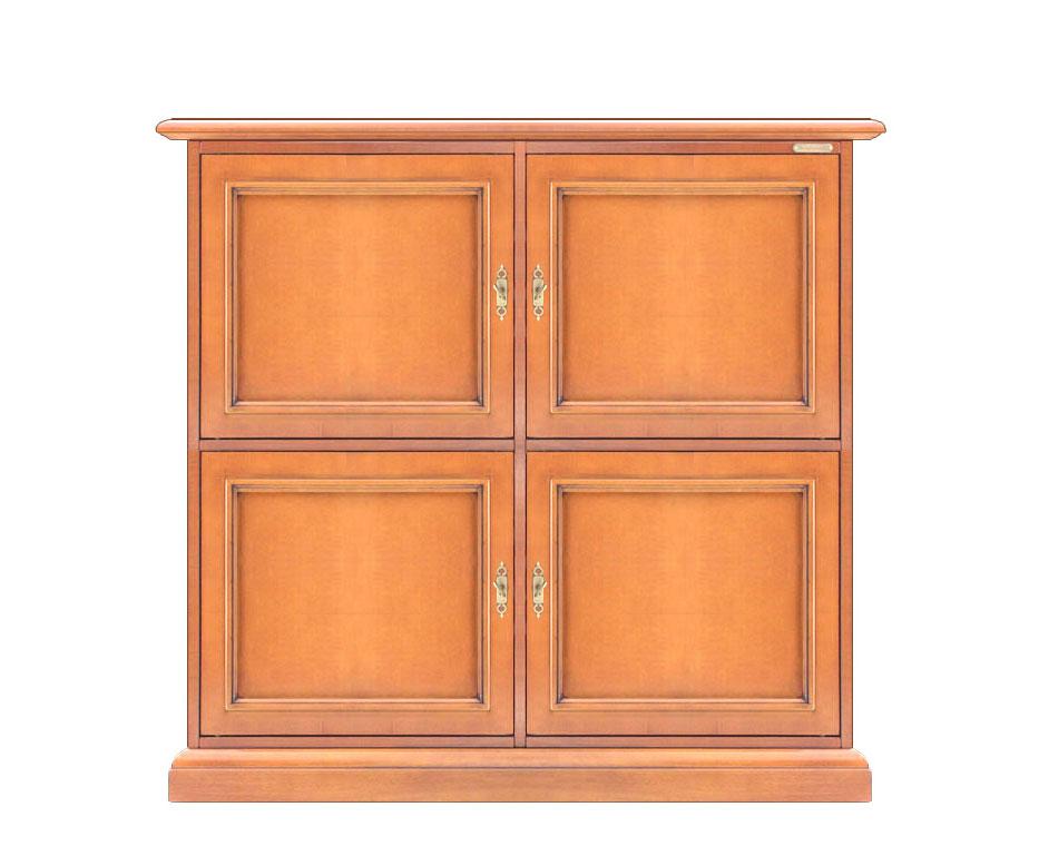 Multifunktionsmöbel Anrichte 4 Türen