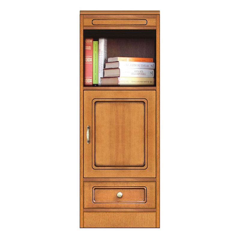 Niedriges Möbel aus Holz - Kollektion Compos