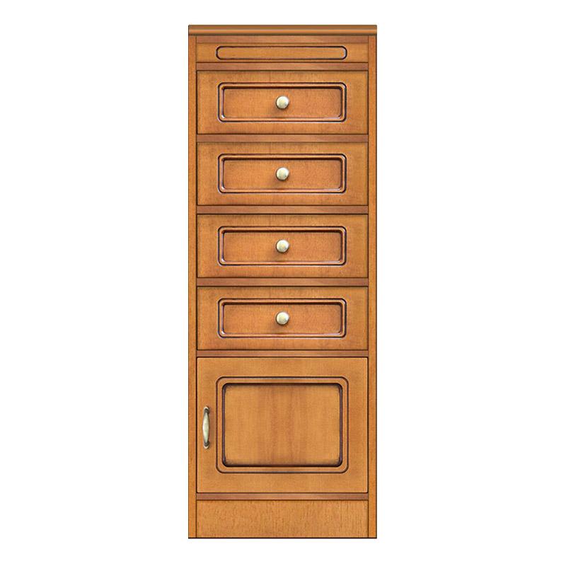 Kommode 4 Schubladen 1 Türen - Kollektion Compos