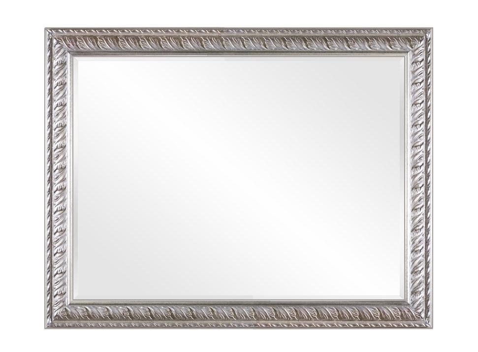 Spiegel aus Goldblatt oder Silberblatt