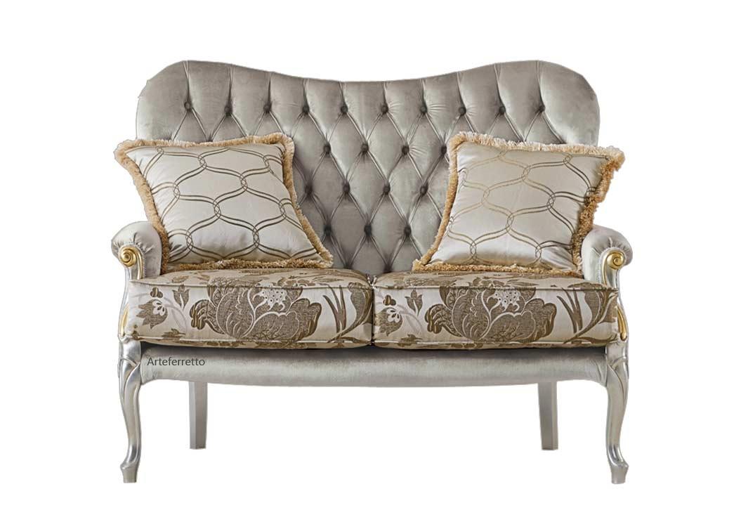 Sofa 2 Sitzplätze Coco