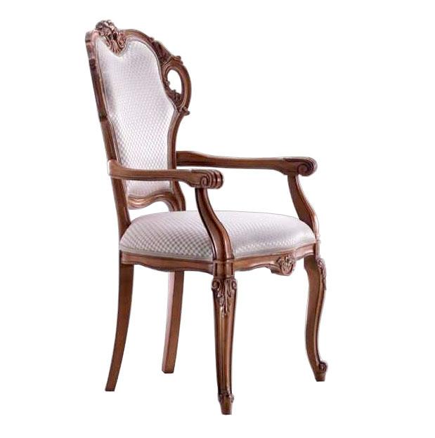 Chaise bout de table à oreilles